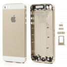 iPhone 5S Back Cover Gold