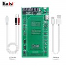 Kaisi K-9208 Cell Phone Battery Charger Activation Plate