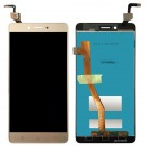 Lenovo K6 Note Screen Assembly (Gold) (Premium)