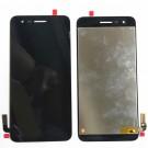 LG K8 (2018) Screen Assembly (Black) (OEM) - frame optionaled