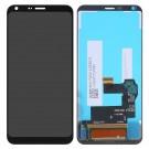 LG Q6 M700A M700N M700 Screen Assembly (Black) (OEM) - frame optionaled