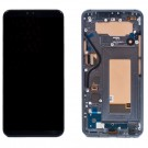 LG V40 ThinQ Screen Assembly With Frame (Grey) (OEM)