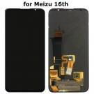 Meizu 16 16th Screen Assembly (White/Black) (OEM)