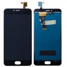 Meizu M3S LCD Screen and Digitizer Assembly - Black - Full Original