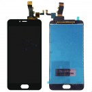 Meizu M5 Meilan M5 M611D / M611A / M611Y / M611D Screen Assembly (Black) (OEM)