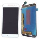 Motorola Moto E3 XT1700 XT1706 Screen Assembly (White) (Premium)