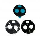 Motorola Moto X4 Back Camera Lens (Slver/Blue/Black) (OEM) 5pcs/lot