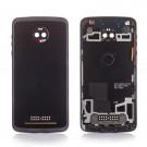 Motorola Moto Z2 Force Battery Door (Black) (OEM)