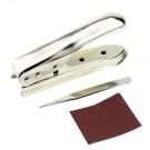 iPhone 5/iPhone 4 NOOSY Nano SIM Cutter Silver
