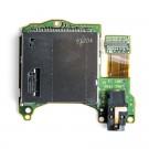 Nintendo Switch Game Card Reader with Headphone Jack Board Original