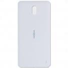 Nokia 2 Battery Door (White/Black) (OEM)