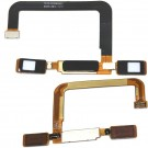 Nokia 6 2017 Fingerprint Sensor Flex Cable (Black) (OEM)