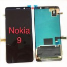 Nokia 9 (2018) Screen Assembly (Black) (OEM)
