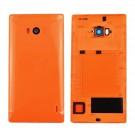 Nokia Lumia 930 Rear Housing With NFC - Orange - With Nokia Logo Only Original