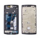 OnePlus One Front Housing - Silver Original