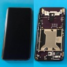 OPPO Find X Screen Assembly with Frame (Blue/Purple) (OEM)