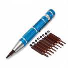 Wholesale Pen Shaped Screwdriver With Bits Set / BEST-927B