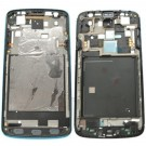 Samsung Galaxy S4 Active GT-I9295 Front Housing - Blue - Original