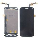 Wiko Darkmoon LCD Screen and Digitizer Assembly - Black - Full Original
