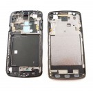 Samsung Galaxy S4 Active GT-I9295 Front Housing - Gray - Original
