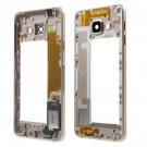 Samsung Galaxy A7 2016 SM-A710 Rear Housing (White/Gold/Black)(OEM)