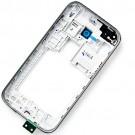 Samsung Galaxy Core Prime Value Edition SM-G361F Middle Cover Silver/Black Original
