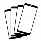 Samsung Galaxy J8 J810 Front Glass Lens (Gold/Black) 5pcs/lot