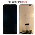 Samsung Galaxy M30 Screen Assembly (Black) (Original)