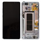 Samsung Galaxy Note 8 N950F Screen Assembly with Frame (Orchid Gray) (OEM)
