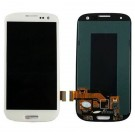 Samsung Galaxy S3 Neo i9301 LCD Screen and Digitizer Assembly - White - Full Original - frame optionaled