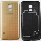 Samsung Galaxy S5 Mini SM-G800F SM-G800H Battery Door Gold Original