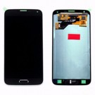Samsung Galaxy S5 Neo G903F LCD Screen and Digitizer Assembly with Home Button - Black - Full Original