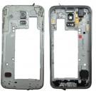 Samsung Galaxy S5 Neo G903F (E4) Middle Frame Plate Original (Silver/Gold/Grey)