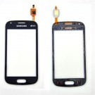 Samsung Galaxy S Duos 2 S7582 Touch Screen with Digitizer Black - frame optionaled