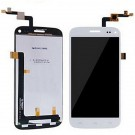 Wiko Darkmoon LCD Screen and Digitizer Assembly - White - Full Original