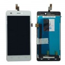 Wiko Highway Signs LCD Screen and Digitizer Assembly - White - Full Original