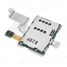 Wholesale Sim Card Holder Flex Cable Original Samsung Galaxy Note N8000