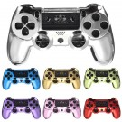 Sonoy PS4 Colorful Chrome Metail Controller Handle Shell Housing Cover Original