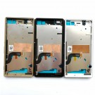 Sony Xperia M5 Front Housing (White/Gold/Black) (OEM)