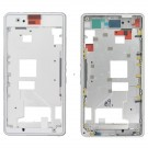 Sony Xperia Z1 Compact Front Housing (White/Yellow/Pink/Black) (Original)