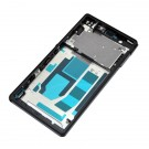 Sony Xperia Z C6603 C6602 L36h Front Cover Full Set Black Original