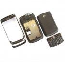 BlackBerry Bold 9700 Housing Full Set Black