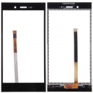 BlackBerry Z3 Digitizer Touch Screen - Black - Original - BlackBerry Logo