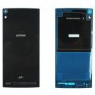 Gionee Elife S5.5 GN9000 Batteru Door Black Original (With battery adhesive)