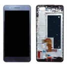 Huawei Honor 6 Plus LCD Screen and Digitizer Assembly with Frame - Black (Premium)