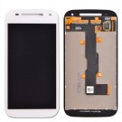 Motorola Moto E (2nd Gen.) XT1505, XT1511, XT1527 Screen Assembly (White) (Premium)