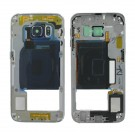 Samsung Galaxy S6 Edge Rear Housing - Black Original