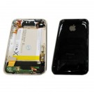 iPhone 3G Back Cover Full Assembly 16GB Black