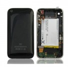 iPhone 3G Back Cover Full Assembly 8GB Black