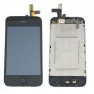 iPhone 3G Full Set LCD Digitizer Assembly Black
